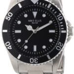 Mike Ellis New York Herren-Armbanduhr XS Analog Quarz Edelstahl M2969ASM/2 B00DNTKMN0