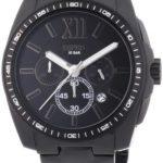 Esprit Herren-Armbanduhr Meridian Chrono Night Chronograph Quarz Edelstahl ES103591007 B00BU07J3A