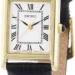 Seiko Damen-Armbanduhr Lederband Damen Analog Quarz Leder SXGN56P1 B002KGGXOO