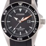 Citizen Damen-Armbanduhr XS Promaster Sea Eco-Drive Diver Analog Kautschuk EP6040-02E B008HCUJU4