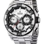 Festina Herren-Armbanduhr XL Chronograph Quarz Edelstahl F16658/1 B00BWMJ7AE