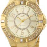 MC Timetrend Damen-Armbanduhr Analog Quarz Metallband 50878 B00IMB4028