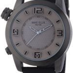 Mike Ellis New York Herren-Armbanduhr XL an:e Analog Quarz Silikon SL4315/3 B00KQPVULC