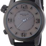 Mike Ellis New York Herren-Armbanduhr XL an:e Analog Quarz Silikon SL4315/3 B00KQPVULC