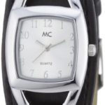 MC Timetrend Damen-Armbanduhr Analog Quarz Kunstleder 50090 B0056XK48Y