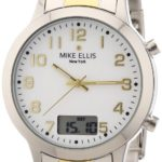 Mike Ellis New York Damen-Armbanduhr Analog – Digital Quarz L2612ASM/4 B00DIR7IL6