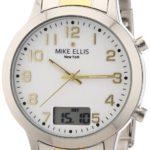 Mike Ellis New York Damen-Armbanduhr Analog – Digital Quarz L2612ASM/4 B00DIR7IL6