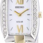 Seiko Damen-Armbanduhr Analog Quarz Edelstahl SUP084P1 B009K1FJJ2