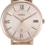 Fossil Damen-Armbanduhr Analog Quarz Edelstahl beschichtet ES3435 B00EVV7YGW