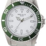 Mike Ellis New York Herren-Armbanduhr Analog Quarz M2969ASM/3 B00DNTKMUI