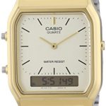 Casio Collection Herren-Armbanduhr Analog / Digital Quarz AQ-230GA-9DMQYES B002LAS07W