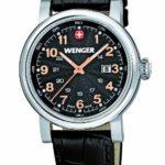 Wenger Damen-Armbanduhr XS Urban Classic Analog Quarz Leder 01.1021.105 B00FV17ALU