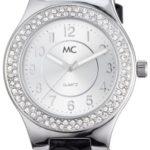 MC Timetrend Damen-Armbanduhr Analog Quarz Leder 50326 B004YGK7DQ
