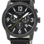 Kienzle Herren-Armbanduhr XL Chronograph KIENZLE CORE Analog Quarz Leder K3091043031-00321 B00AEJ7AJG