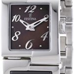 FSTNA|#Festina Festina Damen-Armbanduhr XS Trend Ceramic Analog Keramik F16535/2 B004N1J1QG