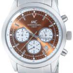 MC Timetrend Herren-Armbanduhr Chronograph Quarz komplett Edelstahl 25704 B001DSR74U