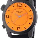 Mike Ellis New York Herren-Armbanduhr XL an:e Analog Quarz Leder SL4316/4 B00KQPVXSW