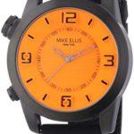 Mike Ellis New York Herren-Armbanduhr XL an:e Analog Quarz Leder SL4316/4 B00KQPVXSW