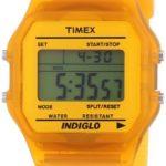 Timex Unisex-Armbanduhr core Digital Quarz Plastik T2N807 B00AC5T46E
