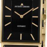 Jacques Lemans Classic Herrenarmbanduhr York 1-1594D B003MVZ5QS