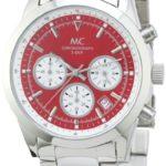 MC Timetrend Herren-Armbanduhr Chronograph komplett Edelstahl 25743 B006O4HGRG