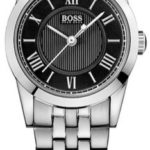 Hugo Boss Damen-Armbanduhr Analog Quarz Edelstahl 1502282 B0082AP2L2