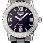 ELYS5|#Elysee Elysee Damen-Armbanduhr VALERIE Analog Keramik 30016 B007PAELBW