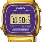 Casio Collection Damen-Armbanduhr Digital Quarz LA670WEGA-6EF B004KPKU8S