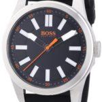 Boss Orange Herren-Armbanduhr XL Big Up Analog Quarz Silikon 1512936 B00E7Q9ZRW