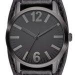 s.Oliver UNISEX-Armbanduhr Analog Quarz Leder SO-2935-LQ B00KYTG5BU