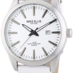 Mike Ellis New York Herren-Armbanduhr XL Analog Quarz 17993 B00H8VFZG8