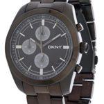 DKNY Herren Armbanduhr Urban Faces Schwarz NY1248 B00K2TGRGA