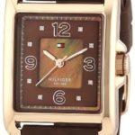 Tommy Hilfiger Damen-Armbanduhr Sport Luxury Analog Quarz Silikon 1781245 B008U7IXRM
