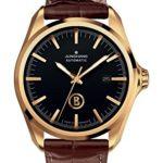 Junghans Herren-Armbanduhr XL Bogner Willy Automatic Analog Automatik Leder 027/7272.00 B007TSLS4I