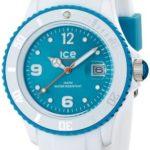 Ice Watch Ice-Watch Armbanduhr ice-White Weiss/Türkis SI.WT.U.S.11 B00E3BE8V4