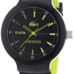 Lacoste Herren-Armbanduhr XL Analog Quarz Silikon 2010656 B008RWV994