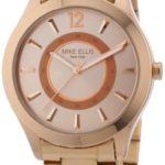 Mike Ellis New York Damen-Armbanduhr Analog Quarz Edelstahl M2756ARM B00DNTKS5C