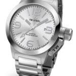 TW Steel Damen-Armbanduhr Canteen Style bracelet Analog Quarz Edelstahl TW-304 B00C6PB79A