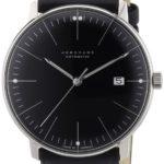 Junghans Herren-Armbanduhr Max Bill Automatik Analog 027/4701.00 B0015LI8H0