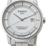 Tissot T-Classic Luxury Automatic COSC Chronometer T086.408.11.031.00 B00C66Y8PE