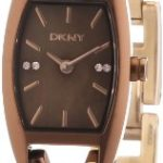 DKNY Damen-Armbanduhr Crossover Analog Quarz Edelstahl NY8439 B005I4VW5K