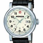 Wenger Damen-Armbanduhr XS Urban Classic Analog Quarz Leder 01.1021.102 B00FV17AL0