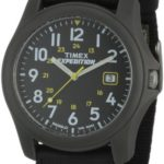 Timex Expedition Herren-Armbanduhr XL Analog Nylon T425714E B000SZNSVA