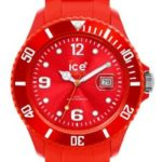 Ice-Watch Armbanduhr Sili-Forever Small Rot SI.RD.S.S.09 B0037NZ4TY