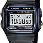 Casio Sport- und Schiedsrichteruhr F-91 W B001A9ETMK