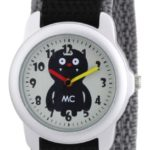 MC Timetrend Jungen-Armbanduhr Monster Analog Quarz Textil 10312 B009729SS2