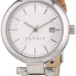 Esprit Damen-Armbanduhr XS Analog Quarz Leder ES107632001 B00H51LA7Y