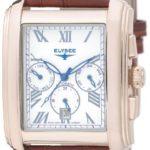 Elysee Herren-Armbanduhr Analog Leder 49051 B006CF07TG