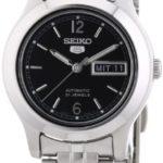 Seiko Damen-Armbanduhr XS Analog Automatik Edelstahl SYMD99K1 B004XT0I1K