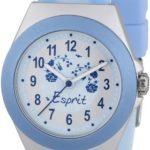 EPRT5|#Esprit Esprit Mädchen-Armbanduhr rosy Analog Plastik A.ES105314002 B0075KLYZ8